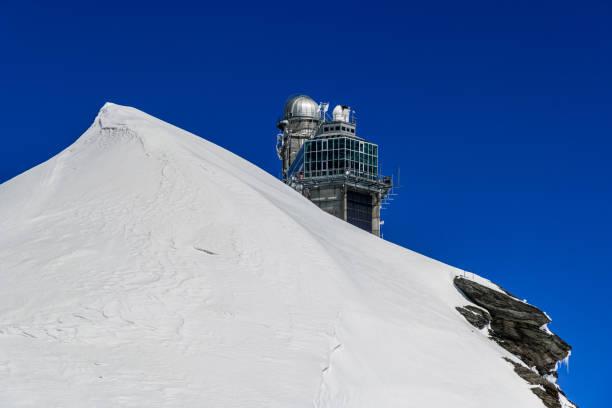 Sphinx-Observatorium an Spitze der jungfraujoch – Foto