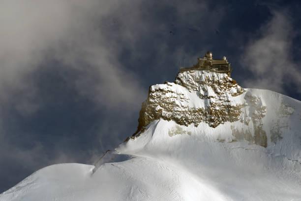 Sphinx-Observatorium Jungfraujoch – Foto