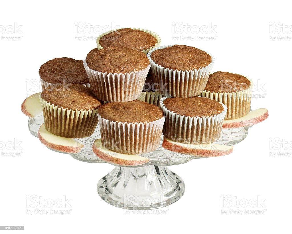 Spice Cupcakes royalty-free stock photo