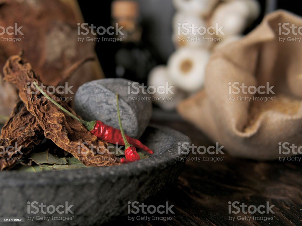 spice, pepper, chili royalty-free stock photo