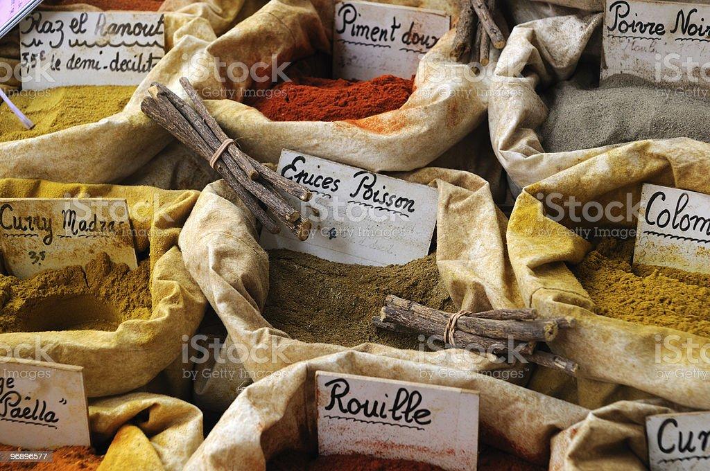 Spice royalty-free stock photo