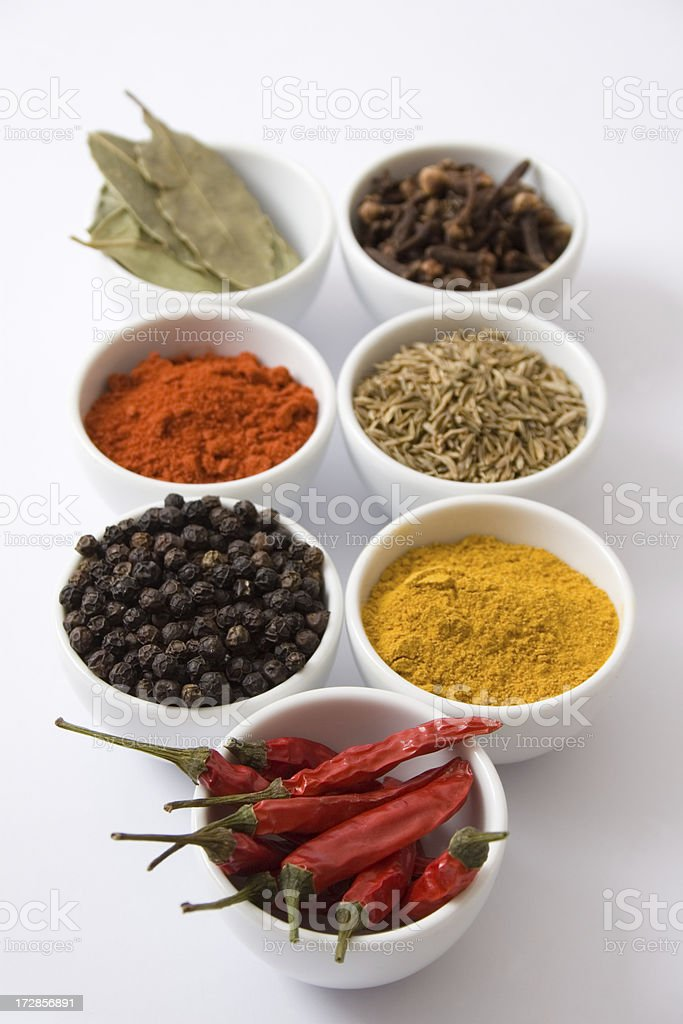 Spice up your life royalty-free stock photo