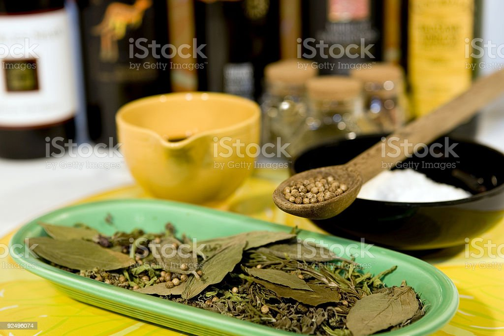 Spices Anyone royalty-free stock photo