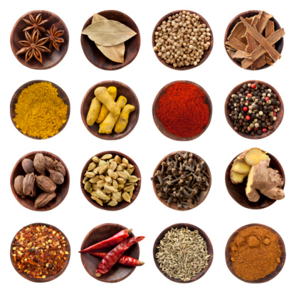 Spices Collection Xxxl Stock Photo - Download Image Now