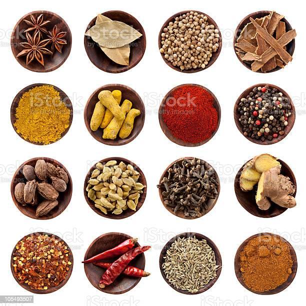 Spices Collection XXXL  Anise Stock Photo
