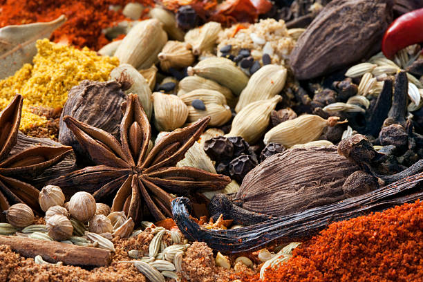 Spices  garam masala stock pictures, royalty-free photos & images