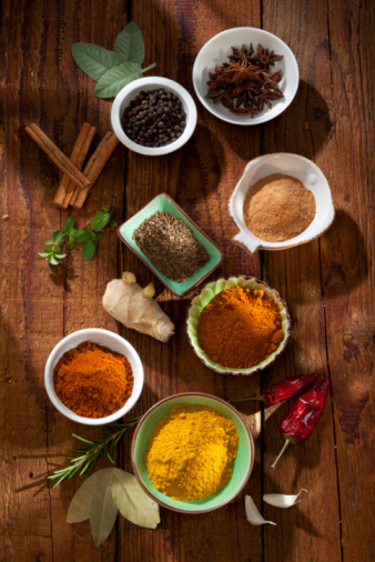 Spices Stock Photo - Download Image Now