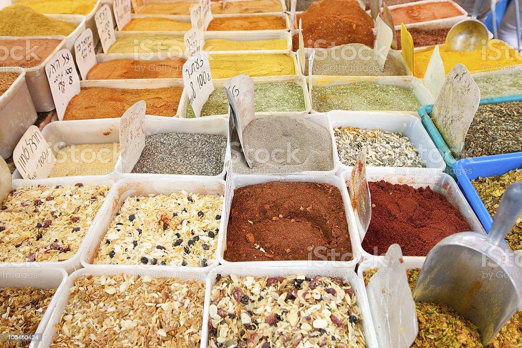 Spices Still Life royalty-free stock photo