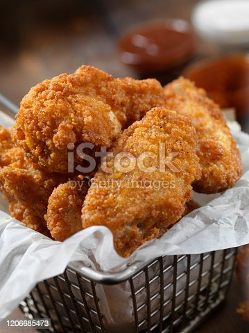 Spicy Buffalo Wings with Dipping Sauces
