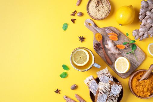 Makanan Penambah Imun Tubuh