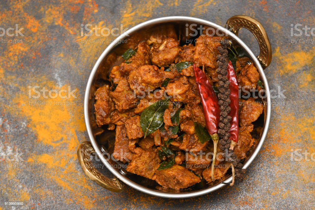 Spicy hot homemade mutton curry kerala india stock photo more spicy hot homemade mutton curry kerala india royalty free stock photo forumfinder Images