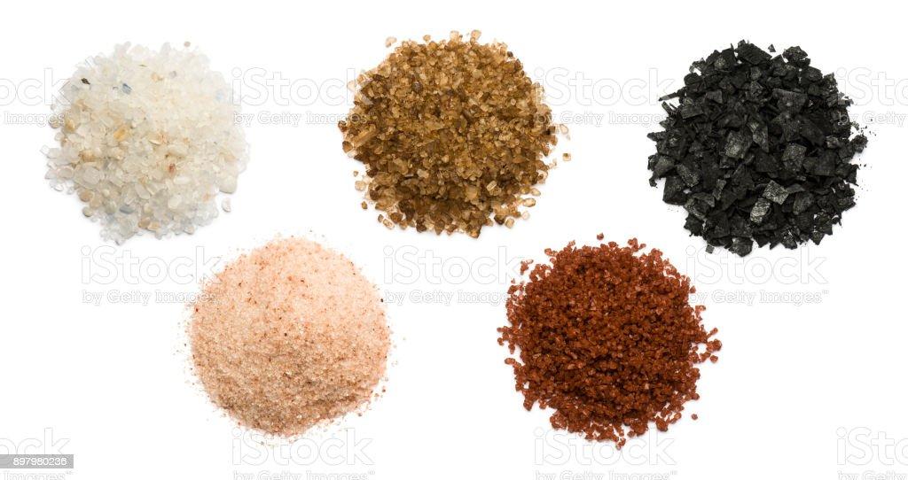spicy salt
