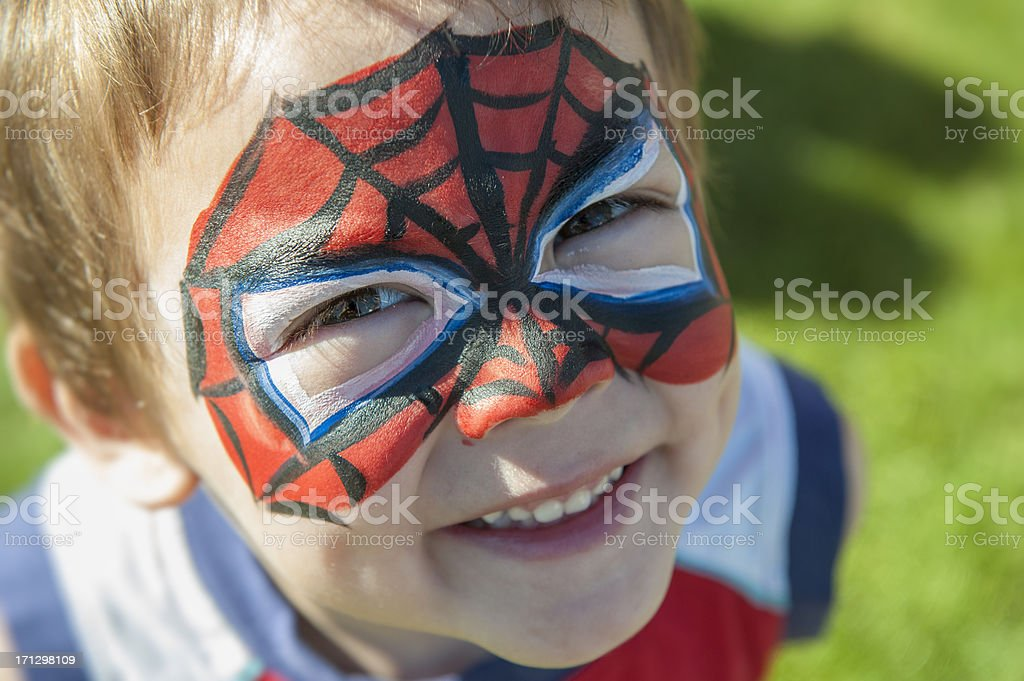 Spider Guy royalty-free stock photo