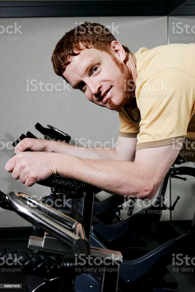 Spin royalty-free stock photo