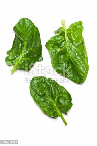 Spinaci - Fotografie stock e altre immagini di Alimentazione sana