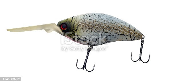 989682362 istock photo spinner lures isolated on white background .fishing spinners and wobblers multi-colored . 1141388772