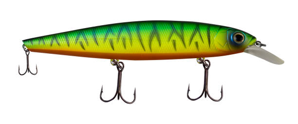 spinner lures isolated on white background .fishing spinners and wobblers multi-colored . spinner lures isolated on white background .fishing spinners and wobblers multi-colored . standard type of fishing lure fishing hook stock pictures, royalty-free photos & images