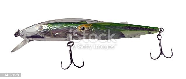 989682362 istock photo spinner lures isolated on white background .fishing spinners and wobblers multi-colored . 1141388793