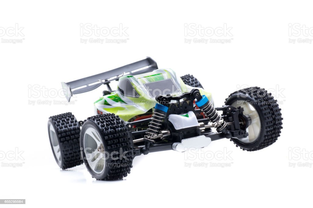 Spinning buggy stock photo