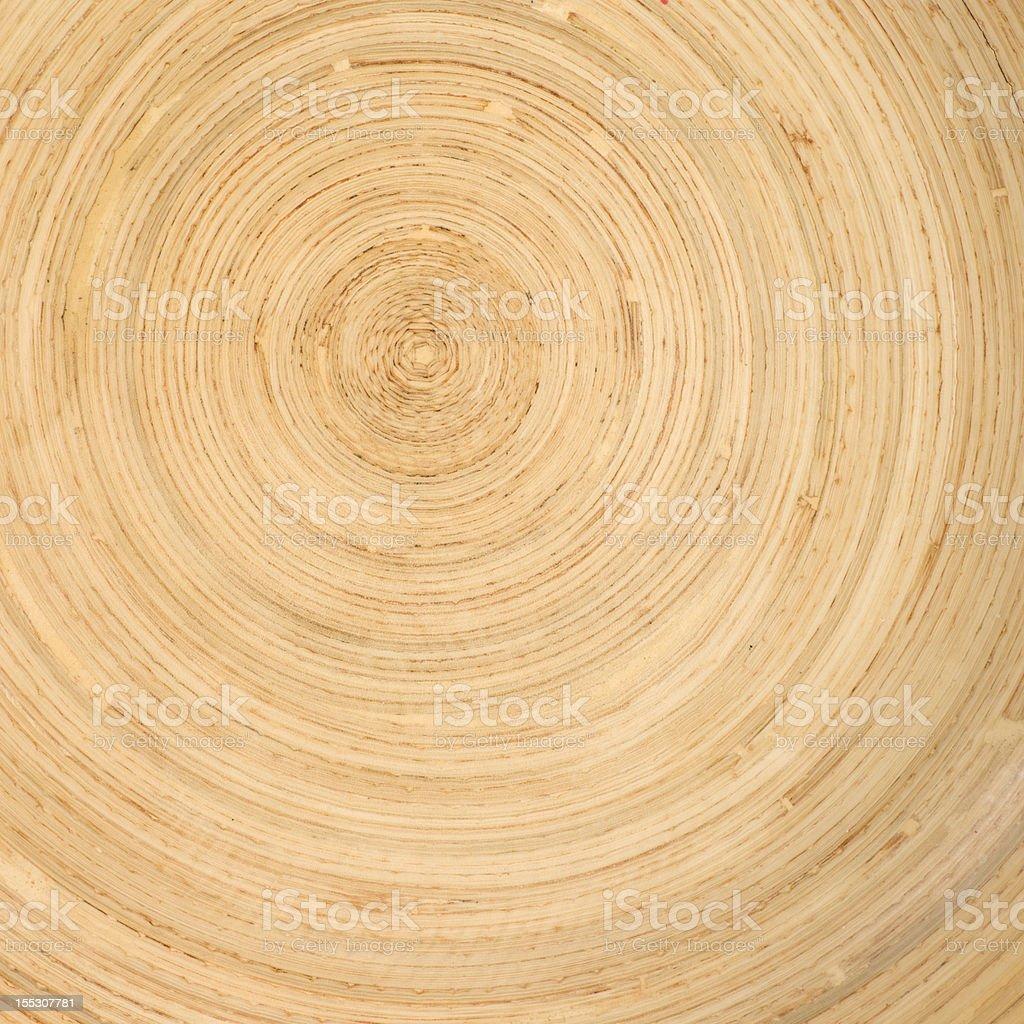 Spiral Bamboo royalty-free stock photo