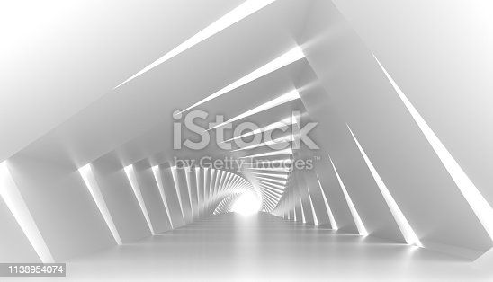 Spiral corridor