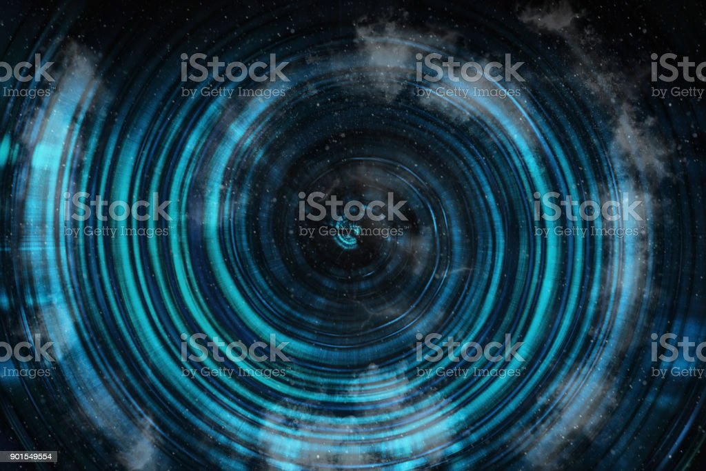 Spiralgalaxie – Foto
