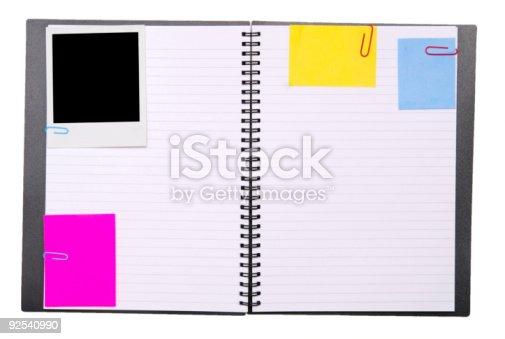 istock spiral notebook 92540990