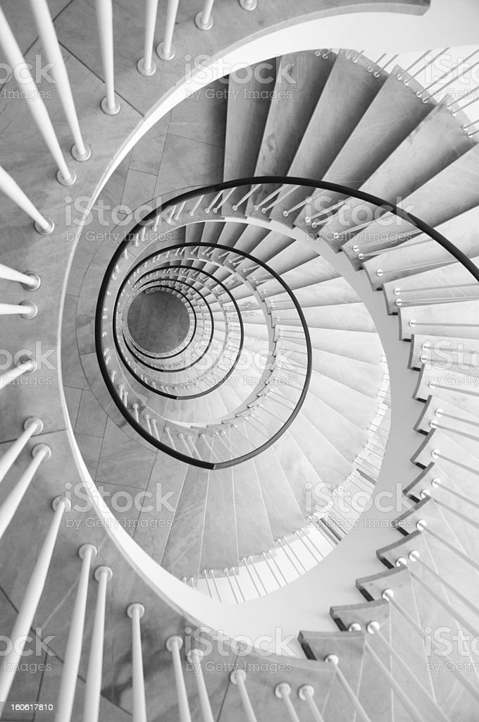 Spiral Staircase Stock Photo Download Image Now Istock