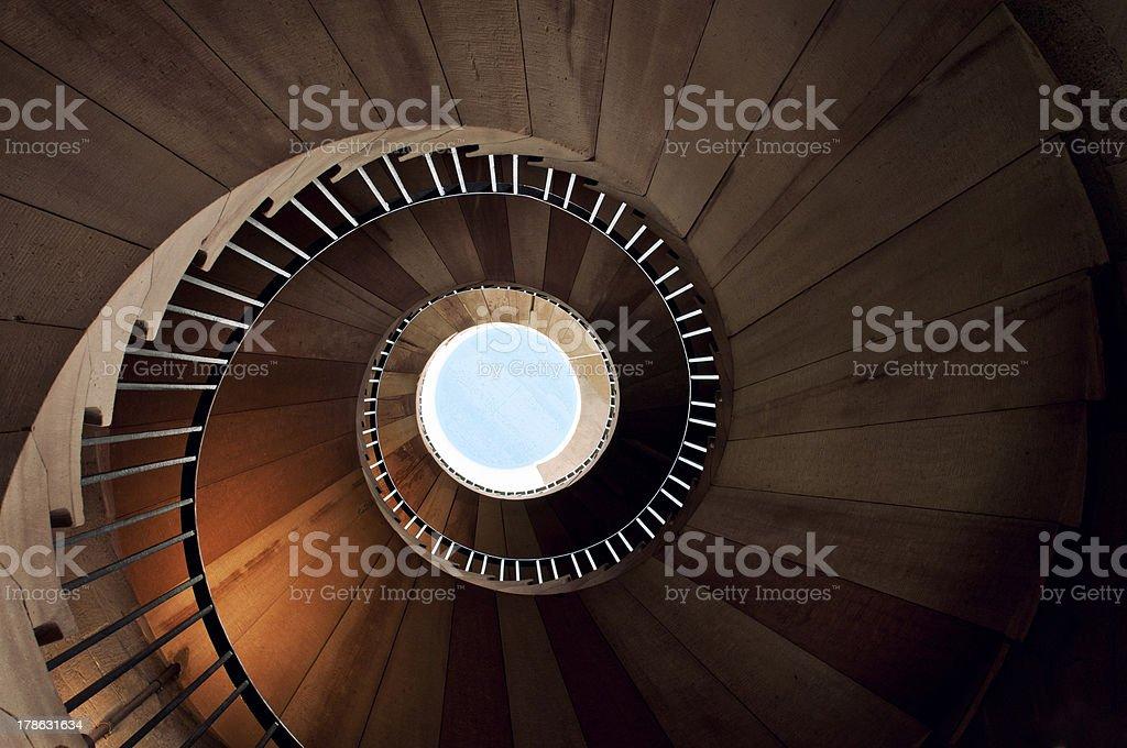 Spiral Wendeltreppe – Foto