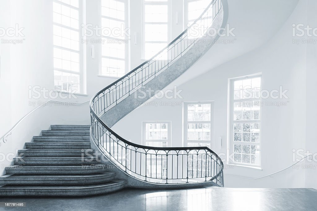 Escalier en colimaçon - Photo