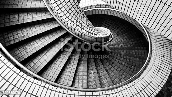 istock Spiral staircase 652885978