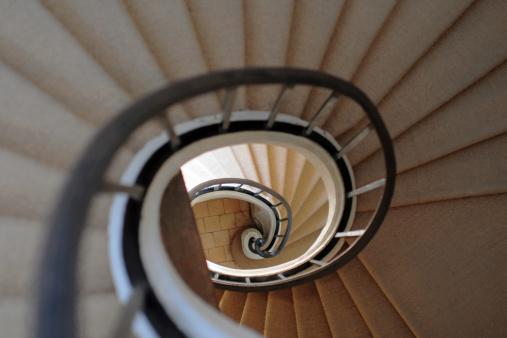 Spiral Staircase - XLarge