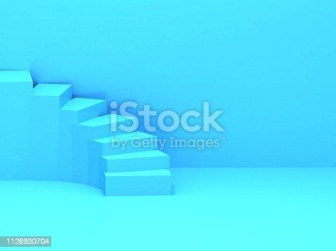 1154986671 istock photo Spiral stairs 1126930704