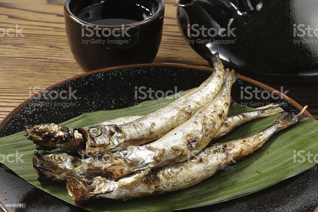 Spirinchus lanceolatus stock photo