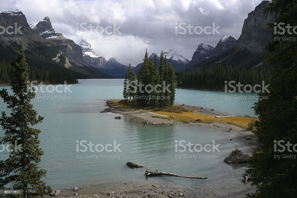 Spirit Island royalty-free stock photo