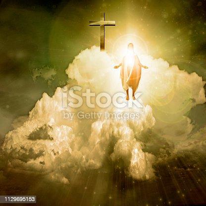 157673091istockphoto Spiritual Light 1129695153