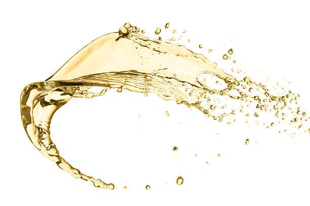 Spritzer Weißwein – Foto