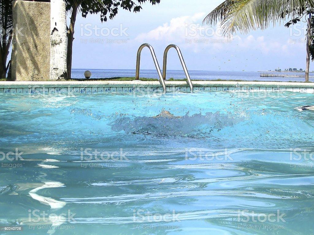 splash! royalty-free stock photo