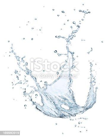 istock Splash Water 169980919