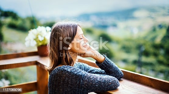 istock Splashed with fresh air. 1127069296