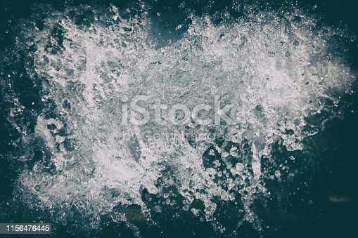 859844580istockphoto Splashing water. Summer and fountain. 1156476445