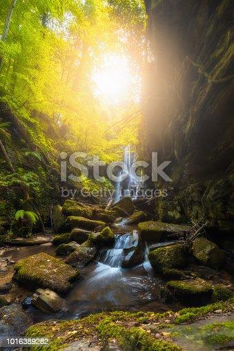Dagpinar Waterfall