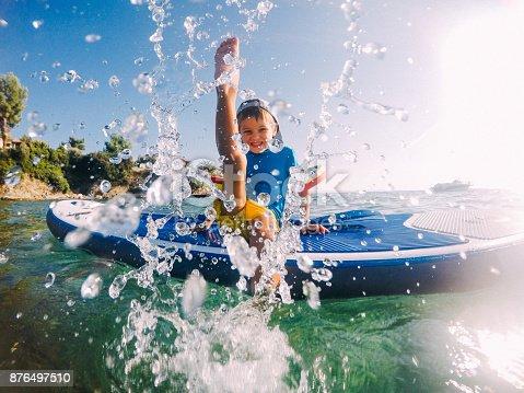 istock Splish-splashing 876497510