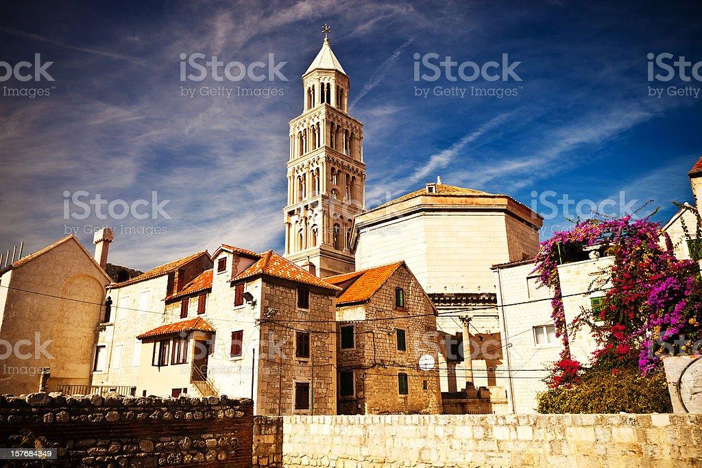 Split, Croatia royalty-free stock photo