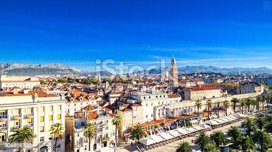 istock Split, Croatia 904856102