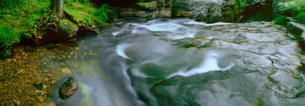 Split Rock Pan stock photo