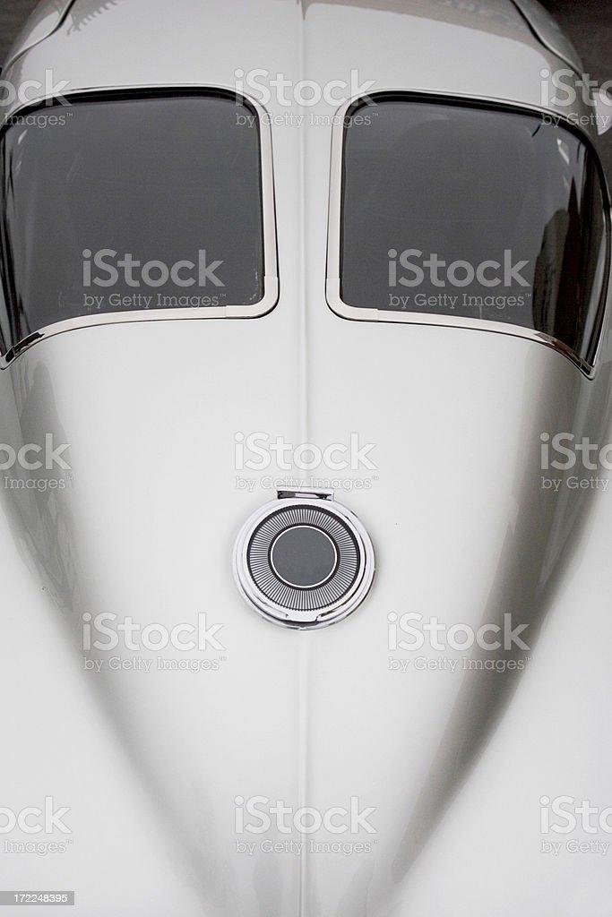 Split Window 63 Vette Coupe stock photo