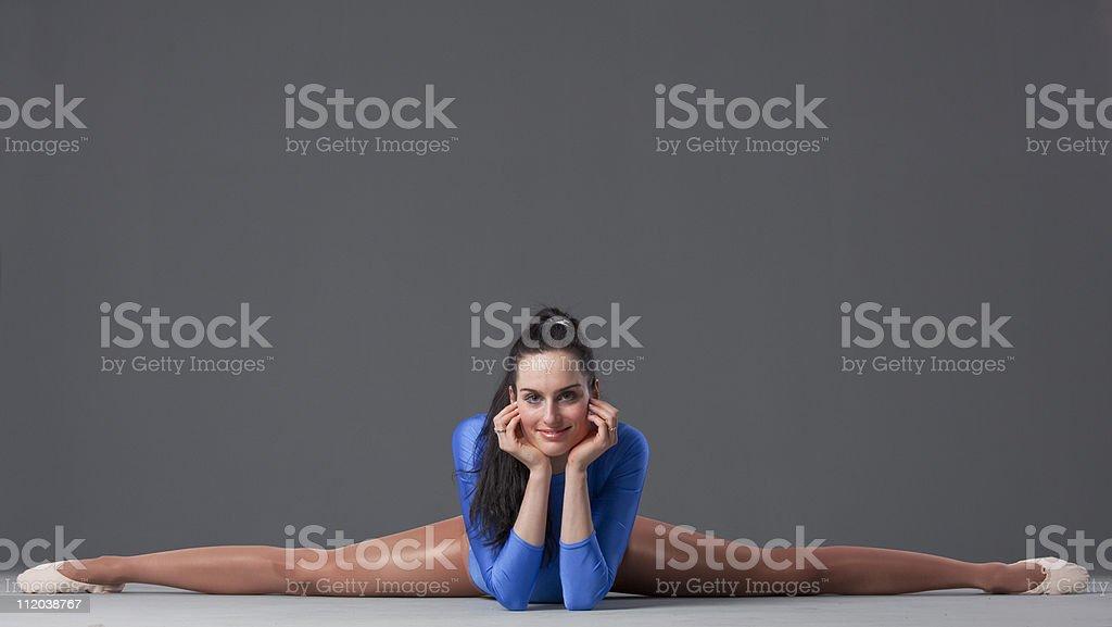 splits royalty-free stock photo