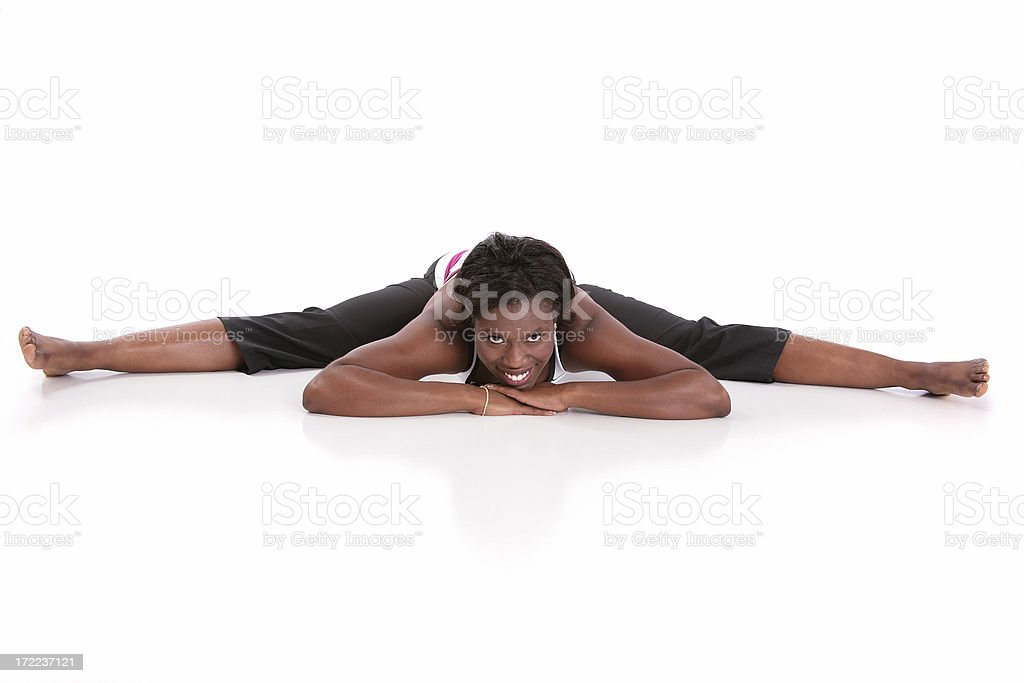 Splits royalty-free stock photo