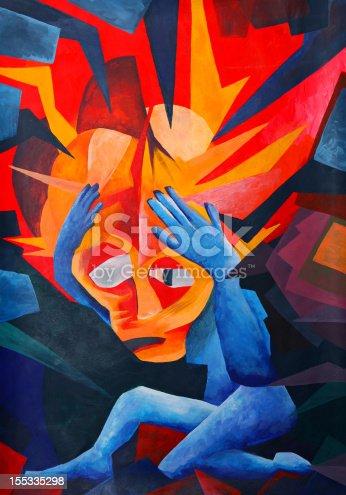 istock splitting headache 155335298